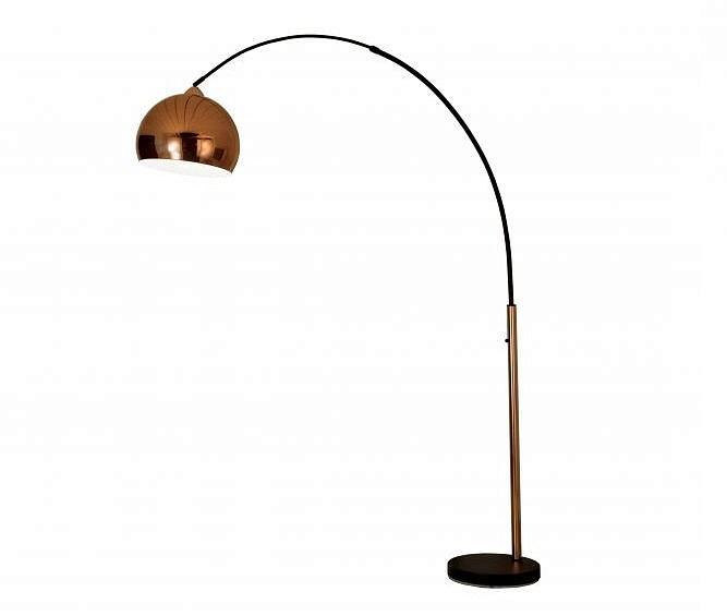 Kobber Lampe Lampehuset